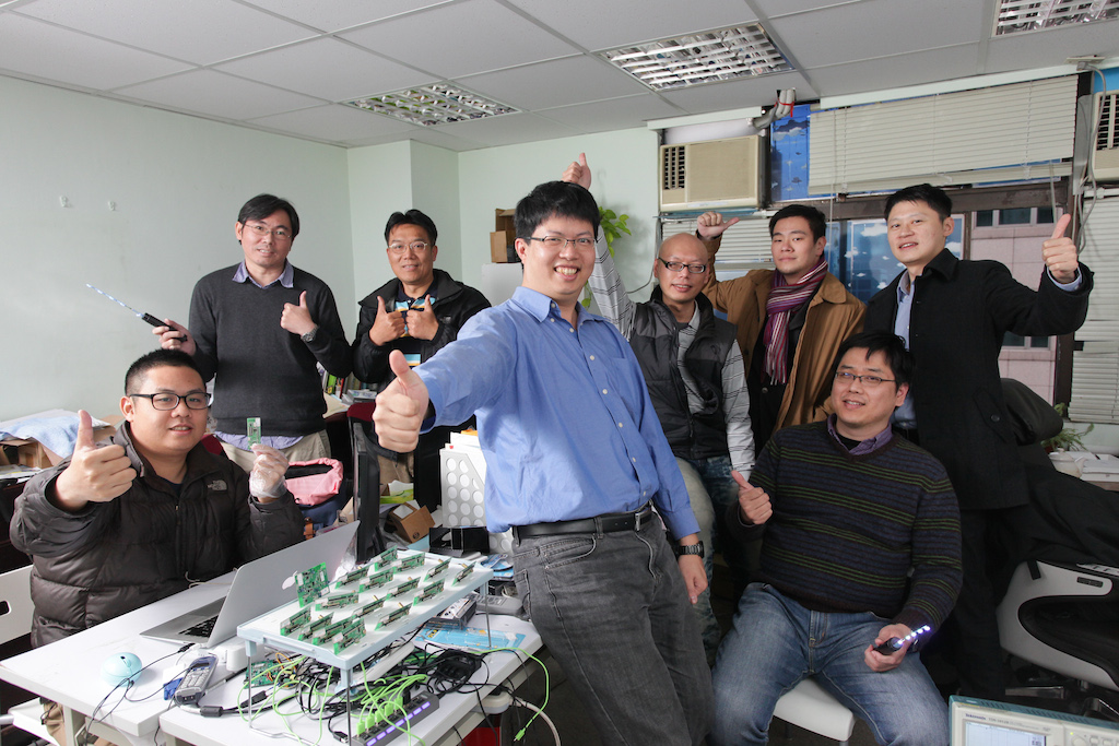 太和光集結了一群科技圈的「老人」一起來圓夢,圖中為創辦人吉正然。(攝影:林皓鼎)