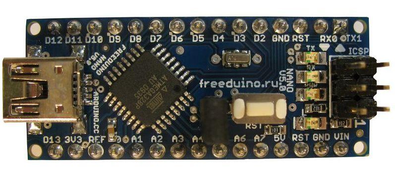 Freeduino NANO