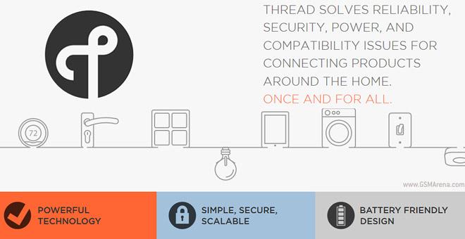Thread比較類似家用物聯網需求的升級版ZigBee。