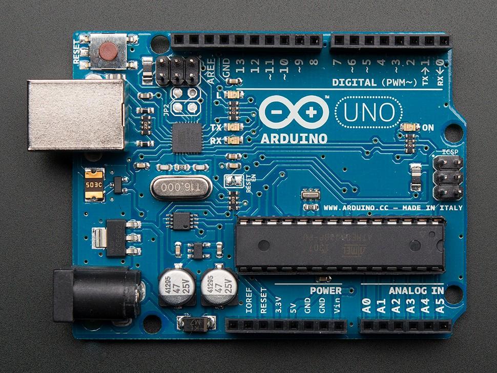 Arduino官方版代表:Arduino UNO