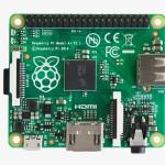 RS宣布首發樹莓派A+型板
