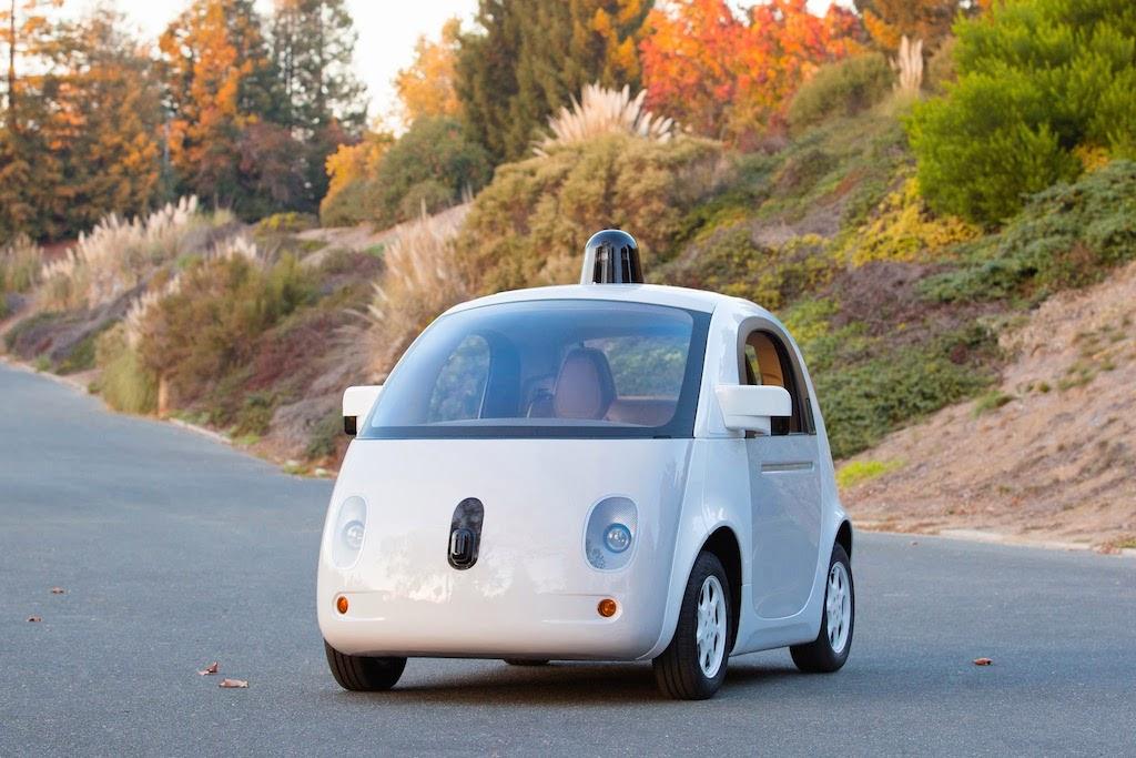 Google自動駕駛車再進化