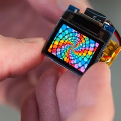TinyScreen迷你螢幕 創造無限可能