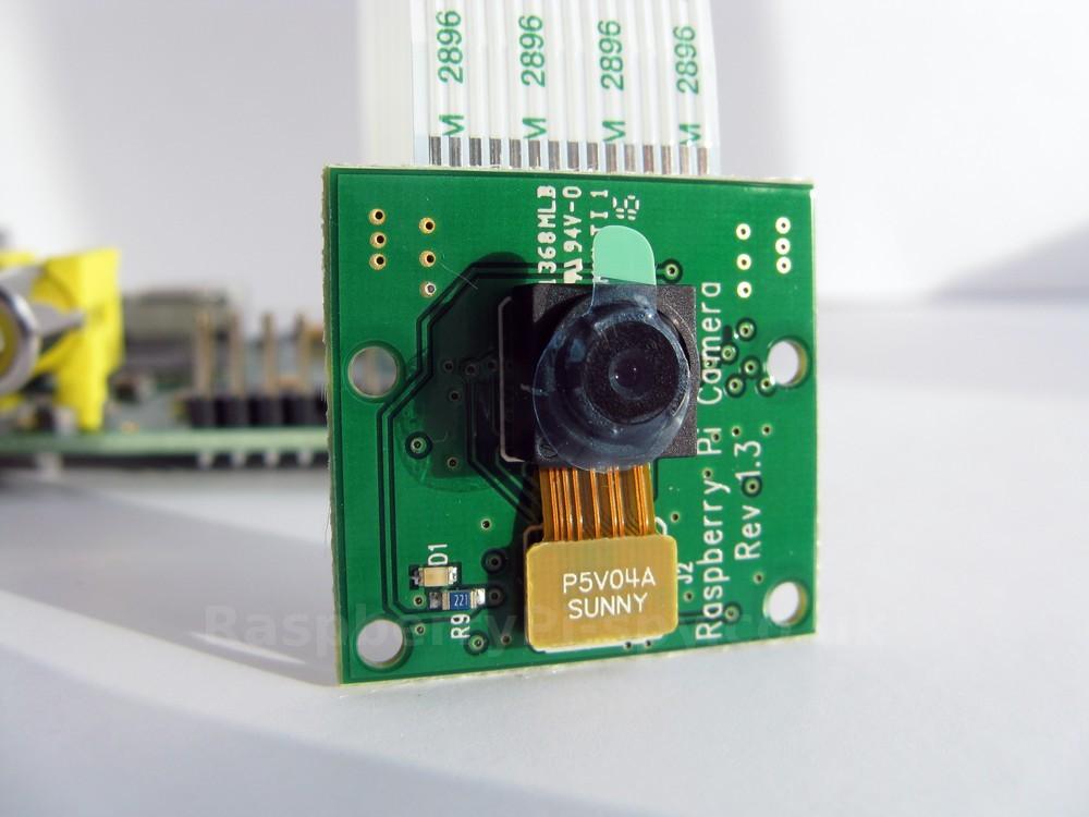 RPi官方攝影鏡頭