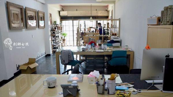 Ivan將阿媽的老房作為辦公室,也是打造在地品牌的基地。