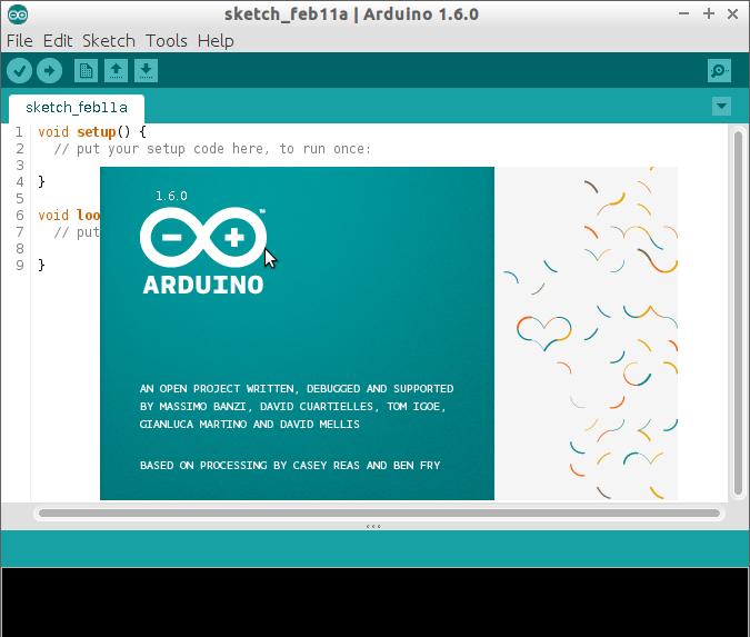 引頸2年 Arduino IDE 1.6版終登場