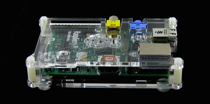 為何Raspberry Pi的構型變化不大呢?