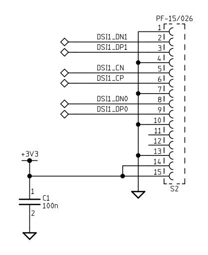 DSI電路圖