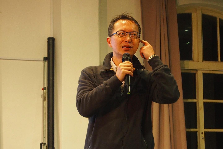Brian指出,商業模式與設計思考是開發者或Maker們必須關注的兩大課題。
