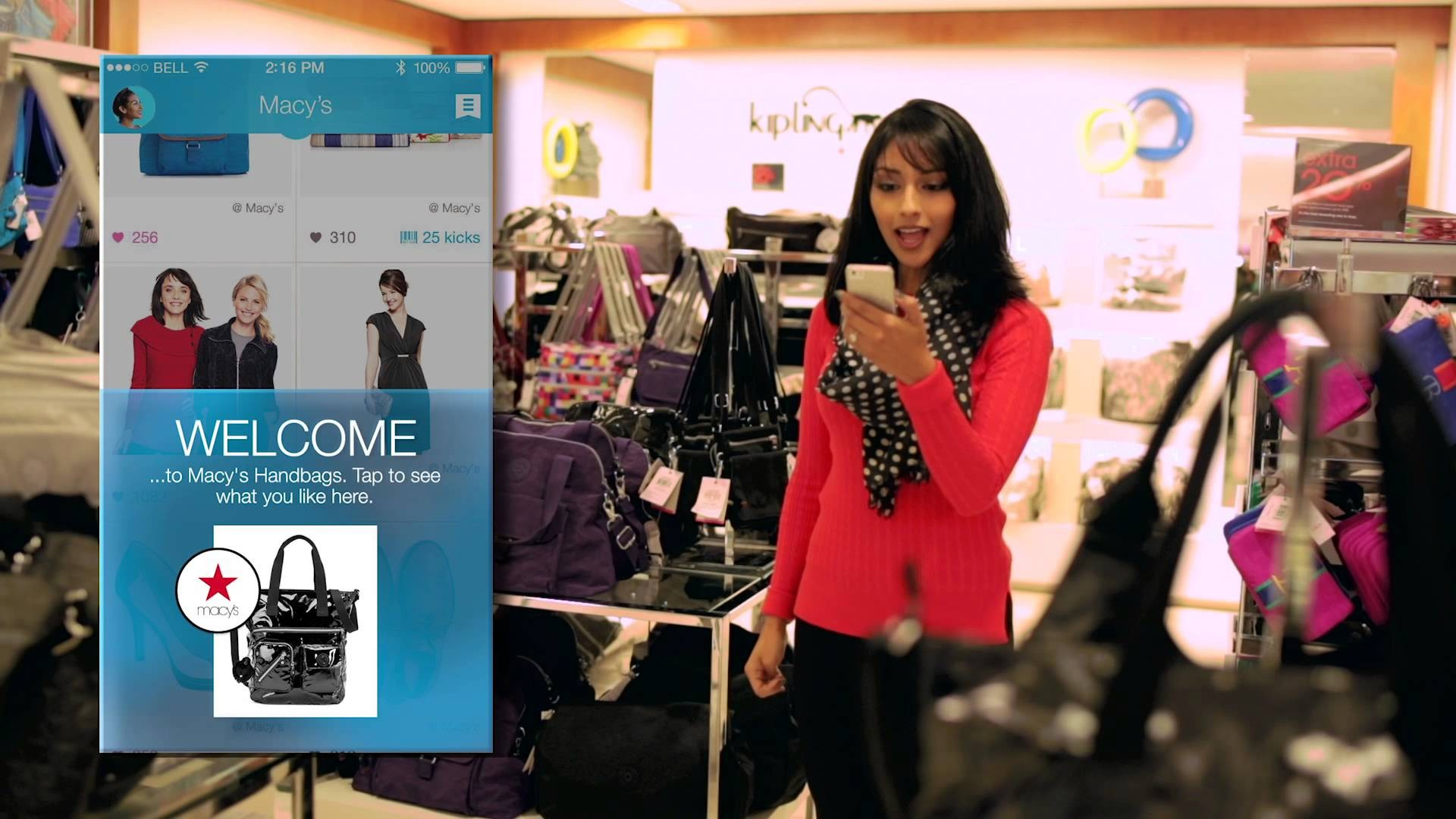 Macy百貨採用iBeacon做銷售推播應用