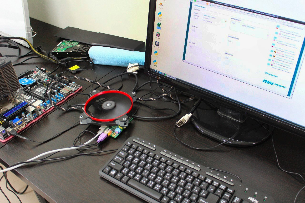 嫌Raspberry Pi的圖形介面不夠強,那就超頻吧!