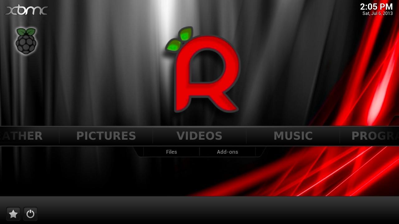 RaspBMC讓Raspberry Pi變成一個媒體播放機來使用