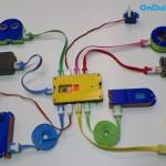 Onduino 圖形化程式,讓你輕鬆實現創意!