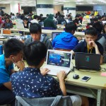 翻滾吧,Hackathon Taiwan!