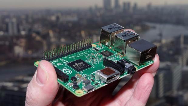 Raspberry Pi 2的效能大幅提升