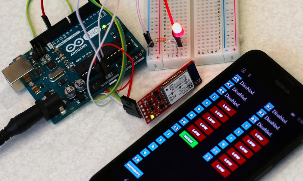 Windows Remote Arduino可把Arduino當受控者來驅喚