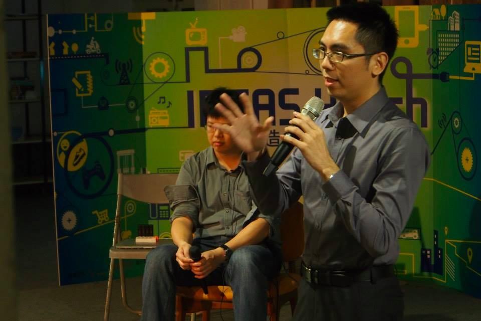 陳宗逸指出,iBeacon改變了商場與顧客的互動模式。
