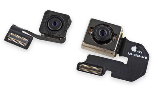 iPad Air 2相機模組