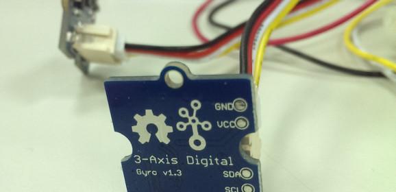 如何為ARM mbed加上三軸陀螺儀?