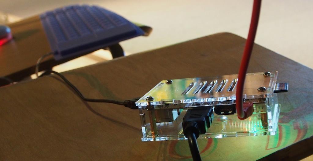 一個小盒子也能取代PC,成為翻轉教育的利器。