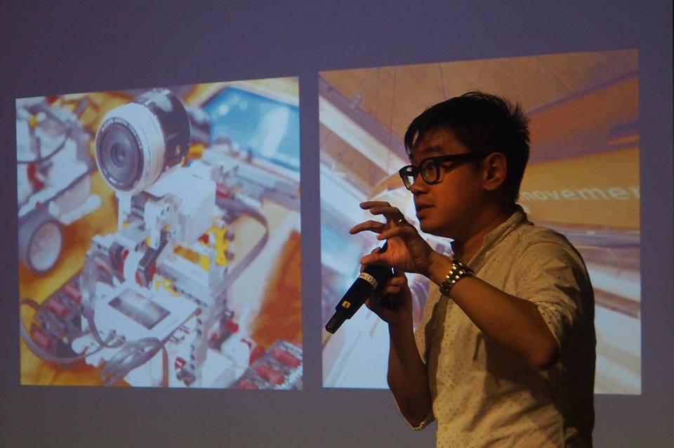 黃駿賢希望能讓設計師與在地產業結合,激盪出活化的生機。