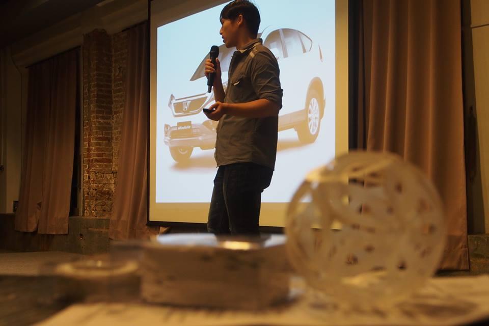 楊奕德:設計是一門通識課,必須同時具備橫向整合力以及框架外的思考能力。