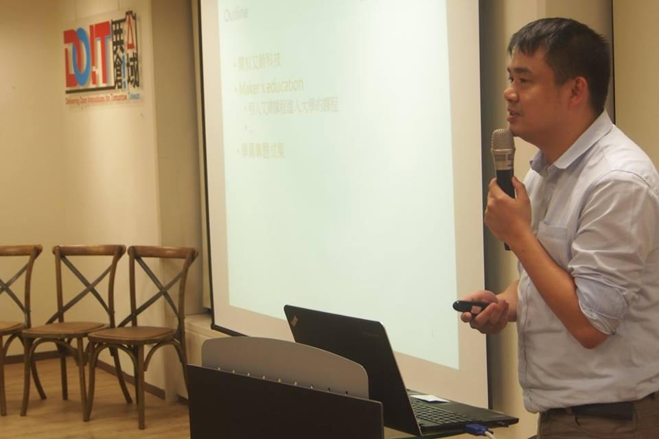 陳義方表示,艾鍗自許為工程師的培育搖籃。