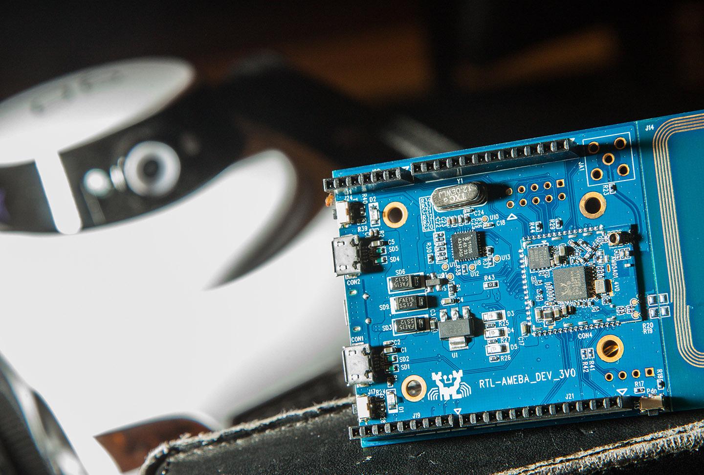Realtek正視Maker創新能量,推出Ameba開發平台。