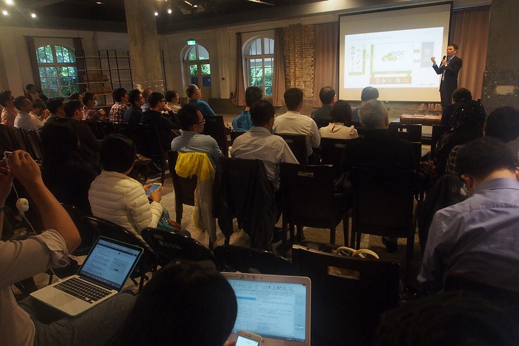 Acer自建雲應用事業單位總經理王定愷