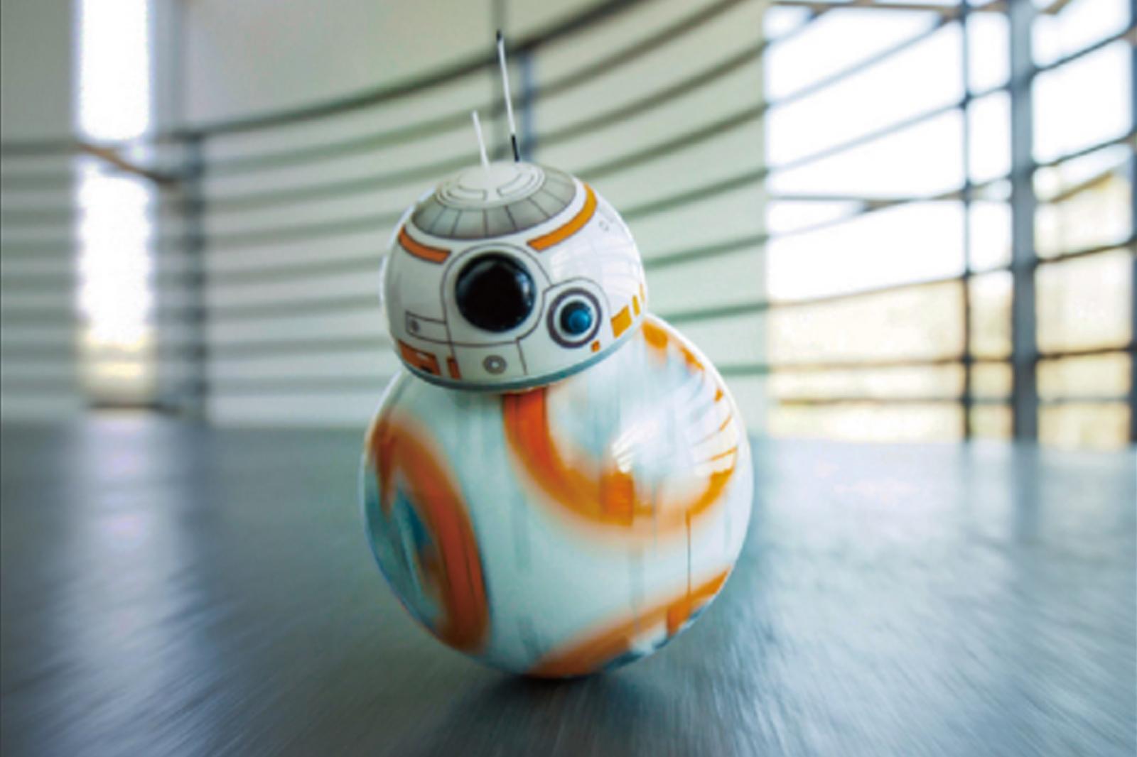 星際大戰新機器人-BB-8