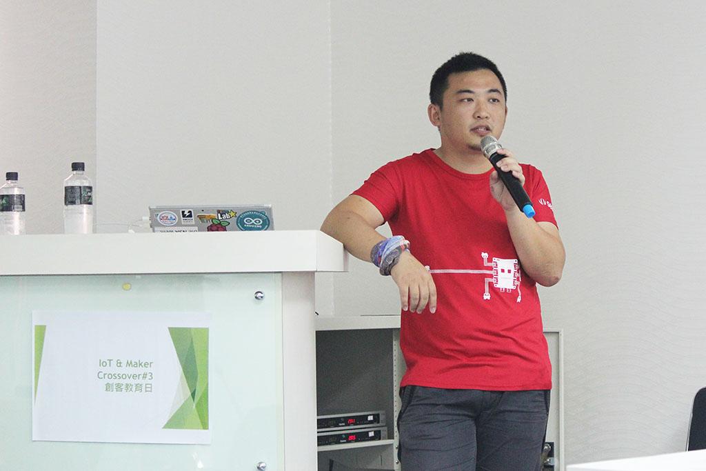 深圳矽遞科技(Seeed Stduio)創辦人潘昊