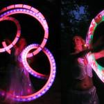 光劍靠邊閃,舞一場LED Poi才夠炫!