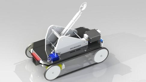 IoT for Kids投石車設計圖