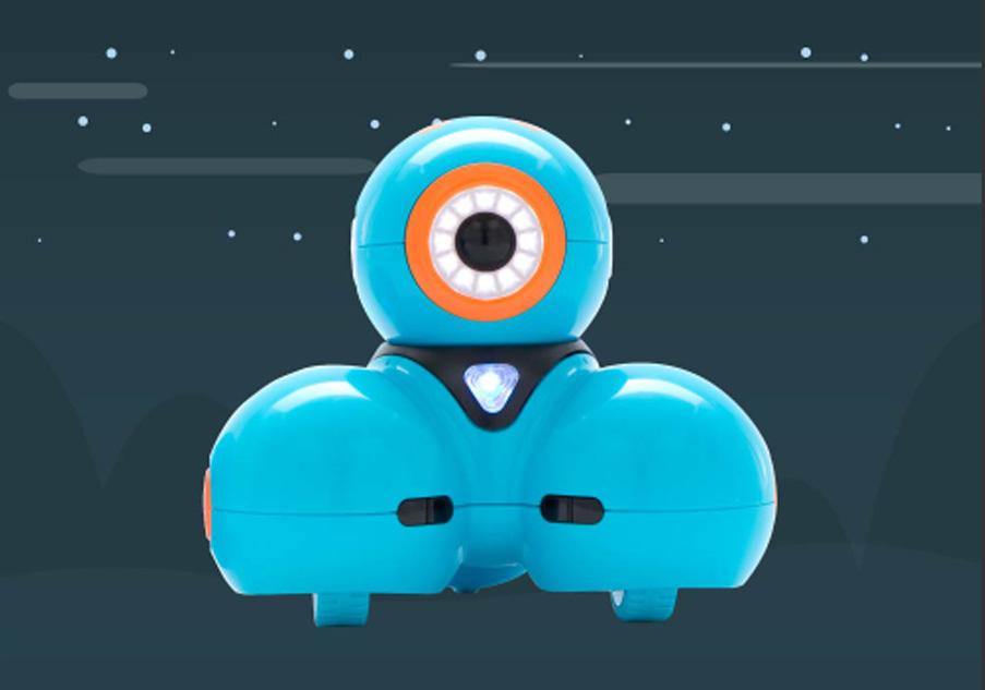 組裝變型機器人-Dash & Dot