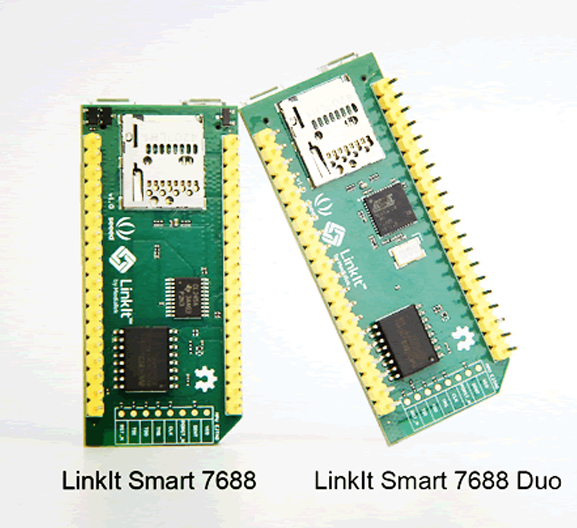 LinkIt Smart 7688 與LinkIt Smart 7688 Duo