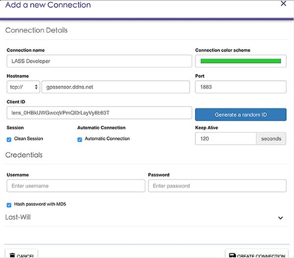 MQTT伺服器填寫範例-1