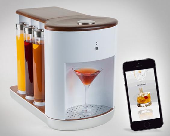 Somabar 智慧調酒機