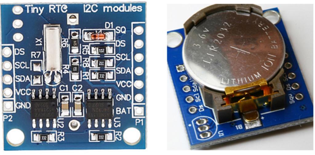 Tiny RTC I2C 時鐘模組