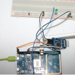 AMEBA透過網路校時RTC時鐘模組