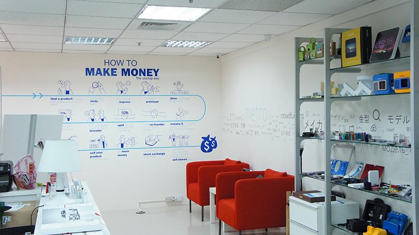 美鈦國際供客戶從設計到製造的整合性開發服務