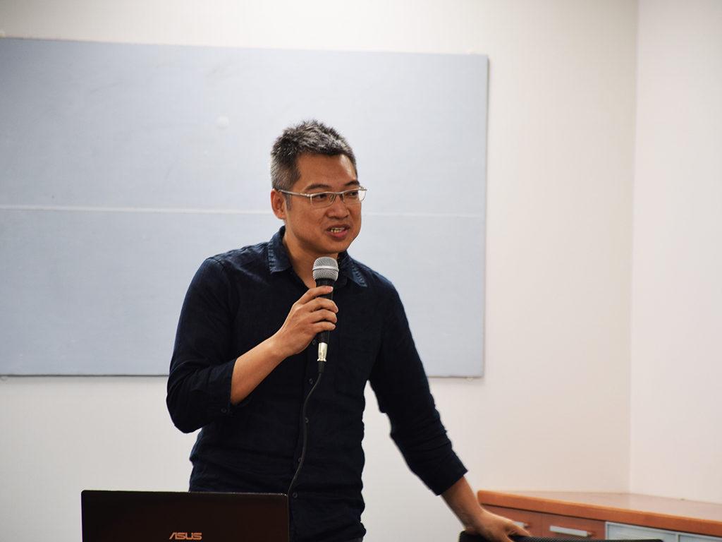 李潘龍設計師分享智慧家庭案例