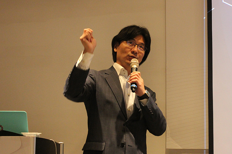 Molecule 3D技術總監林文國博士