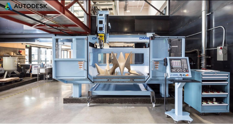 Autodesk, Pier 9工廠有如Maker Space界的天龍國