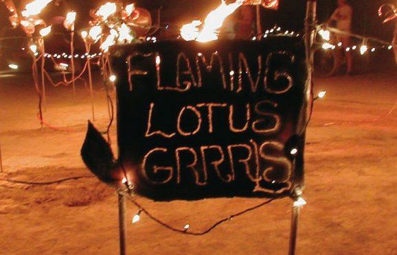 【Women Makers】鋼鐵與火焰的藝術-Flaming Lotus Girls