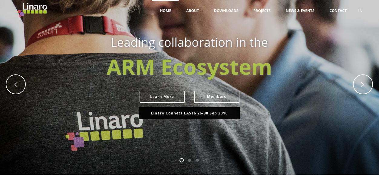 Linaro希望紛亂的ARM晶片軟體能有統整一致的發展方向