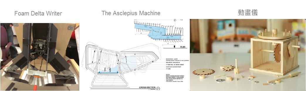 Michael學生時期的機器人教學經驗