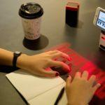 行動輸入的革命性突破-iKeybo投影鍵盤來了