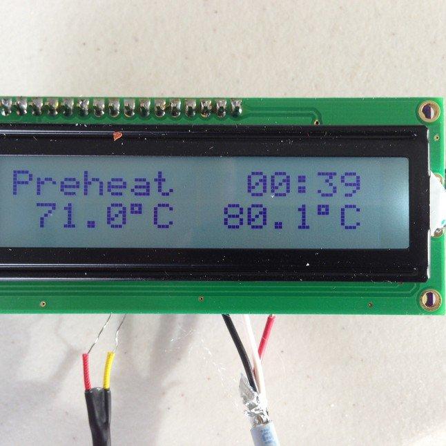 Toaster-R-Reflow Controller Board