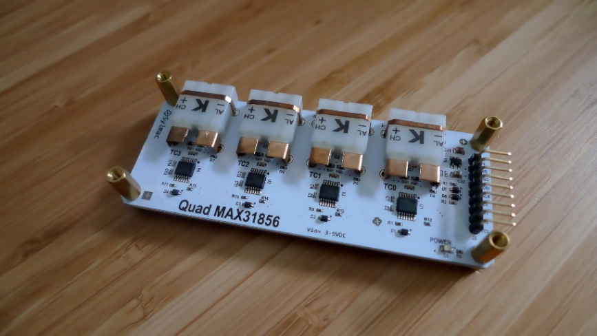 Quad TC Expansion Module