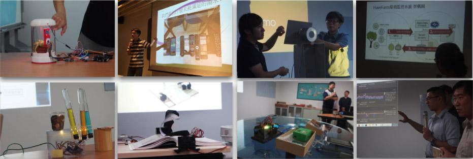 MakerPRO在2016年已舉辦3場自造松,從創意到實作出15個專案(報導連結)